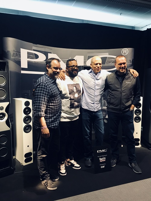 HIGH END Munich Crowds Flock To Hear PMC's Dolby Atmos Music