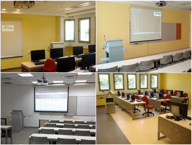 ecPodium Lecterns installed across Campus in classrooms and computer labs